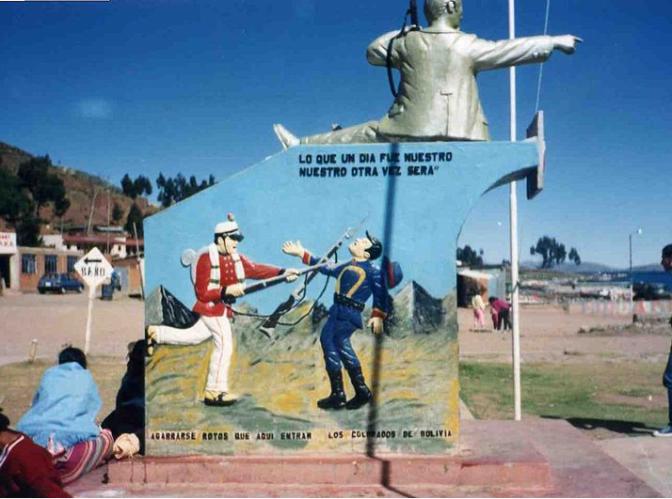 Landlocked in Latin America: Bolivia's Fight to Regain A Coastline
