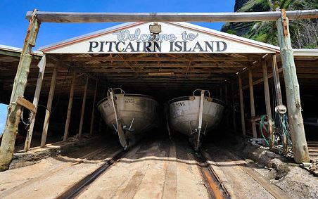 Britain's Paedophile Island: Scandal and Survival on Pitcairn