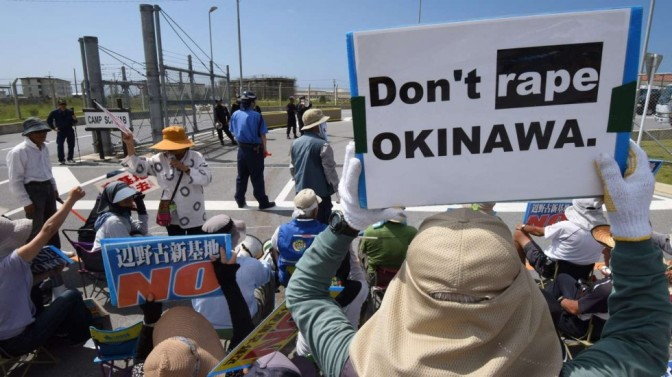 The United States, Japan, and the Subjugation of Okinawa