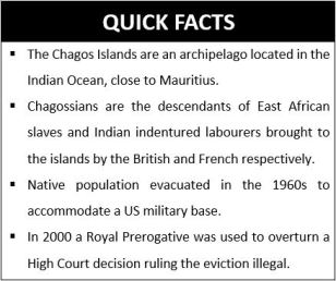 Quick Facts Chagos