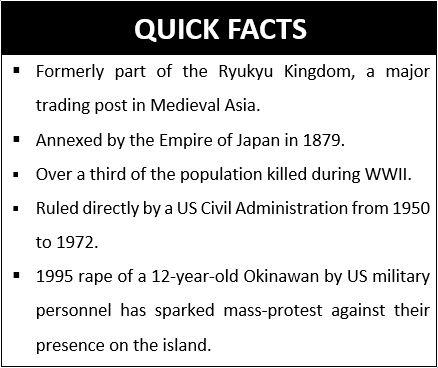 Quick Facts Okinawa