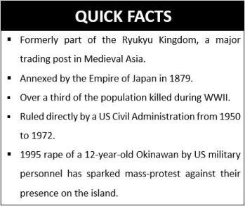 Quick Facts Okinawa