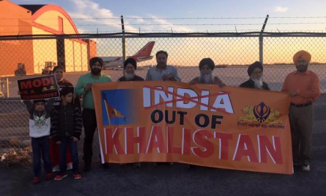 Quit India: Sikh Separatism in Punjab