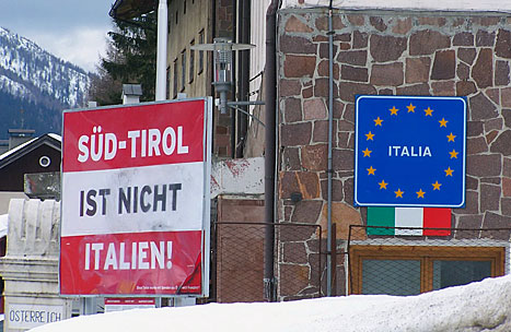 Ist Südtirol Italien? A Brief Explanation of The South-Tyrol Problem
